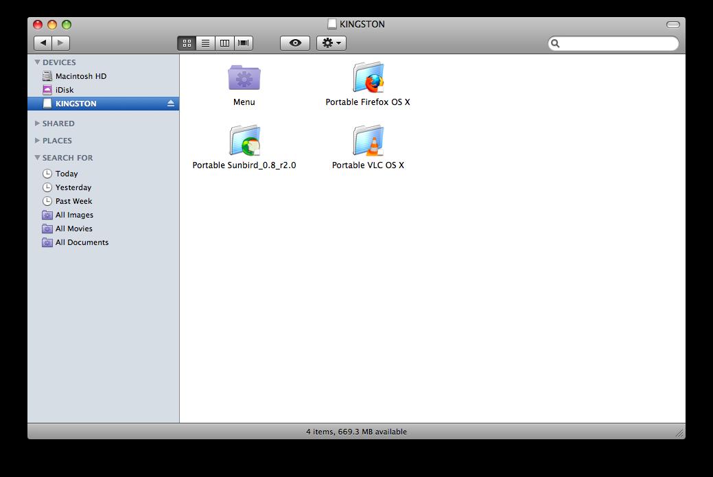 Access Tools Menu for a Mac USB Pen Drive? | AccessiBlog