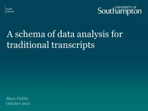 title slide for data analysis