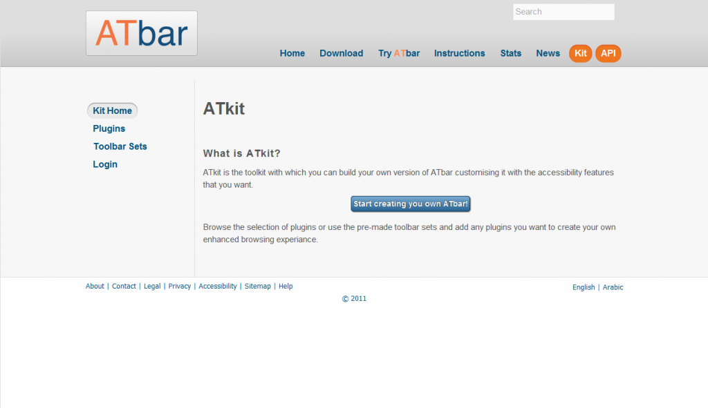 ATkit home page