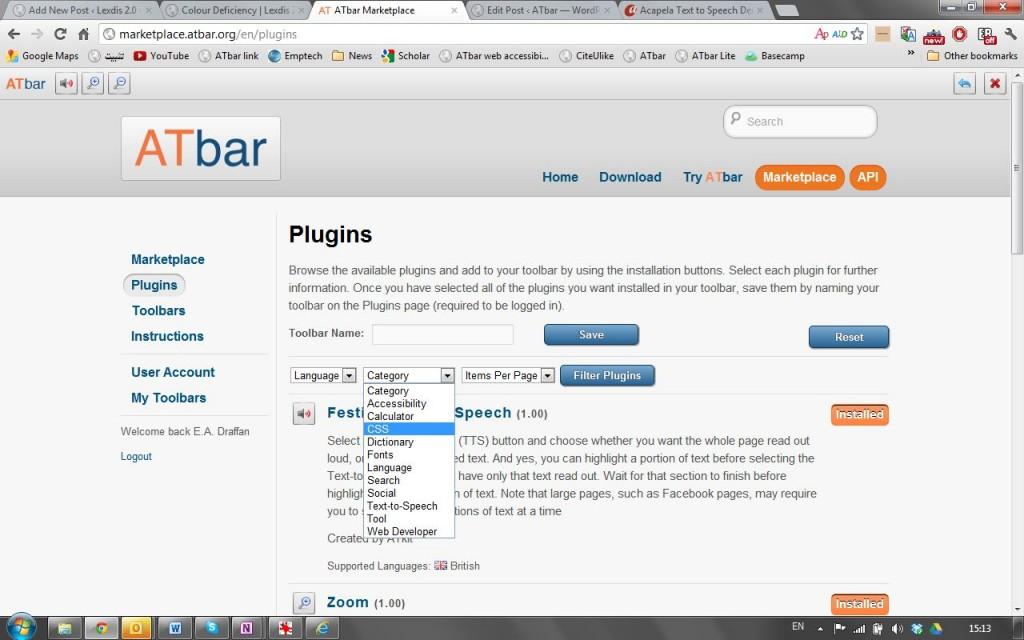 plugin filters