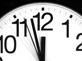 2 minute clock